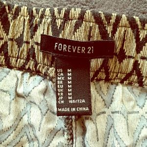 Super comfortable cute pants from Forever 21